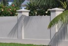 Albury Barrier wall fencing 1