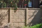 Albury Barrier wall fencing 3
