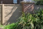 Albury Barrier wall fencing 4