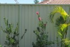 Albury Corrugated fencing 1