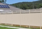 Albury Corrugated fencing 2