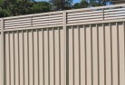 Albury Corrugated fencing 5