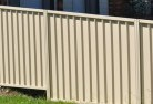Albury Corrugated fencing 6