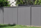 Albury Corrugated fencing 9