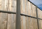 Albury Lap and cap timber fencing 2