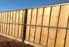Albury Lap and cap timber fencing 4